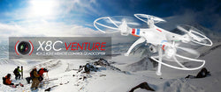 SYMA X8C Professional Drone With HD Camera