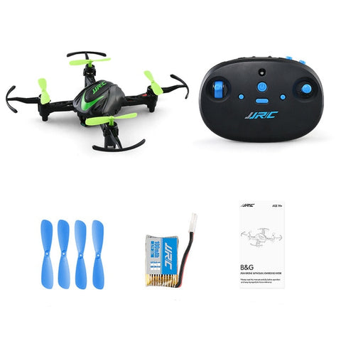 JJRC H48 MINI 2.4G 4CH 6-Axis 3D Flips RC Drone Quadcopter