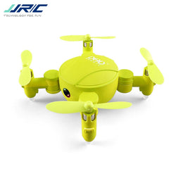JJRC DHD D4 Mini Pocket Drone WIFI FPV 720P Camera Drone