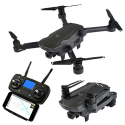AOSENMA CG033 WiFi FPV Dual GPS Foldable RC Drone Quadcopter With 1080P HD WIFI Camera