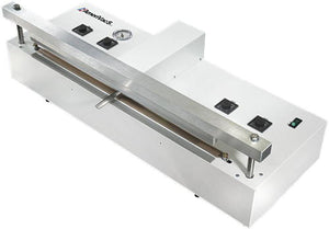 "Used AVN-30"" Retractable Nozzle Vacuum Sealer with Gas Purge"