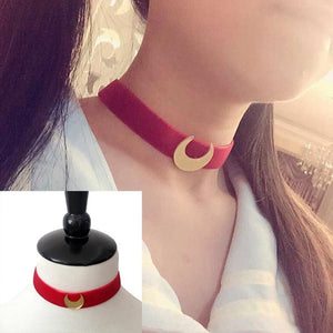 Sailor Moon Choker Necklace