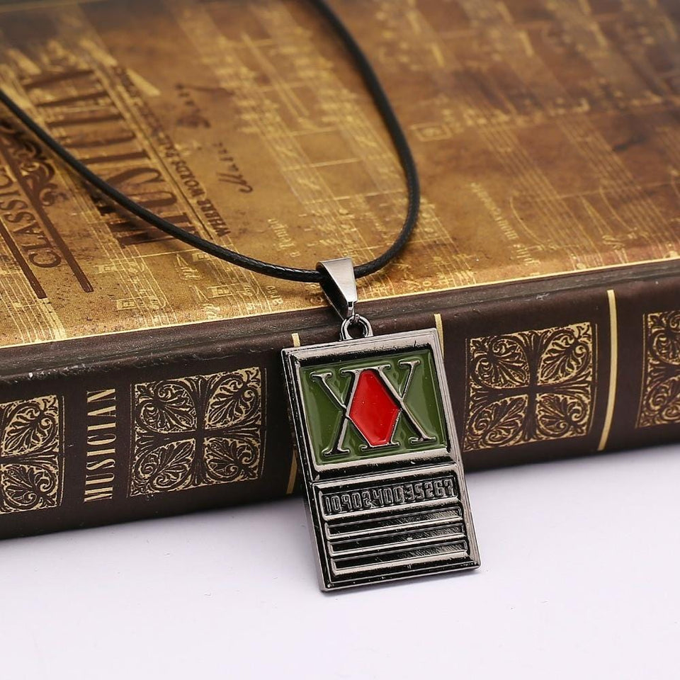HUNTER x HUNTER Necklace!