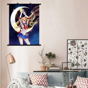 Sailor Moon Wall Scroll
