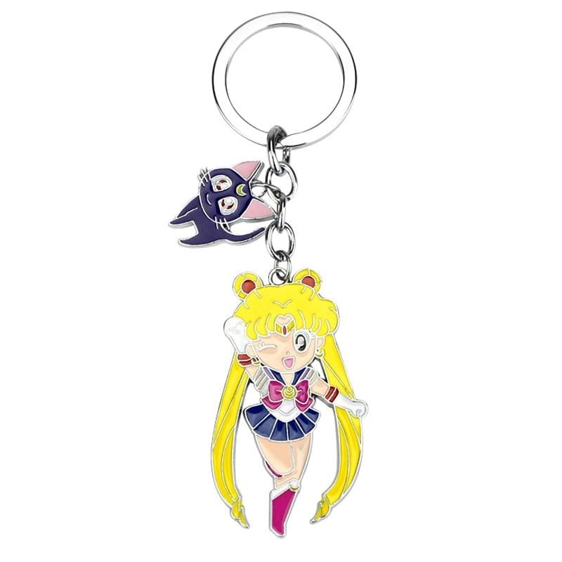 Awesome Sailor Moon Keychain!