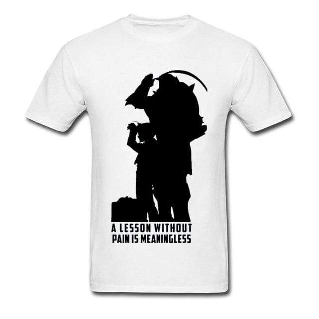 A Lesson Without Pain is Meaningless Tee anime-store
