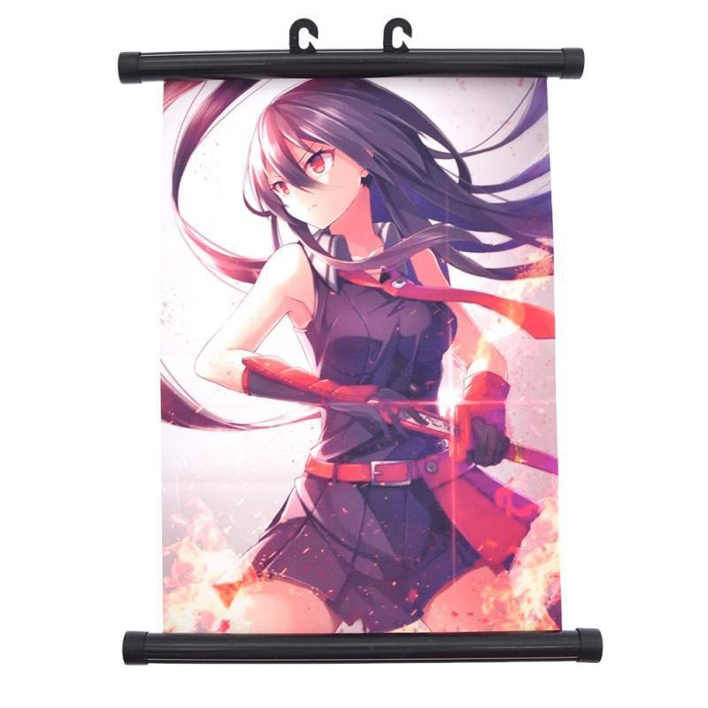 Akame ga KILL Canvas Wall Scroll anime-store
