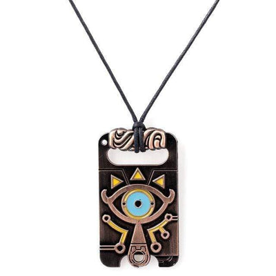 Ancient Tablet LOZ Necklace anime-store