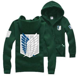 Attack on Titan Hoodie anime-store
