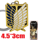 Attack on Titan Keychain/ Necklace Collection anime-store