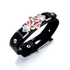 Attack on Titan, Naruto, One Piece, Black Butler, Fairy Tail, Death Note, Bleach Bracelets anime-store