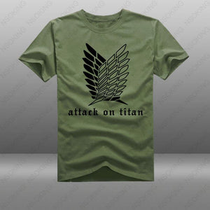 Attack on Titan T Shirts anime-store