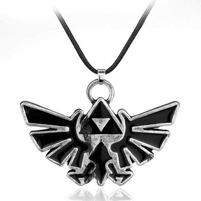 Black Hyrule Necklace anime-store