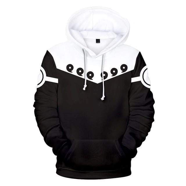 Black Sign Hoodie anime-store