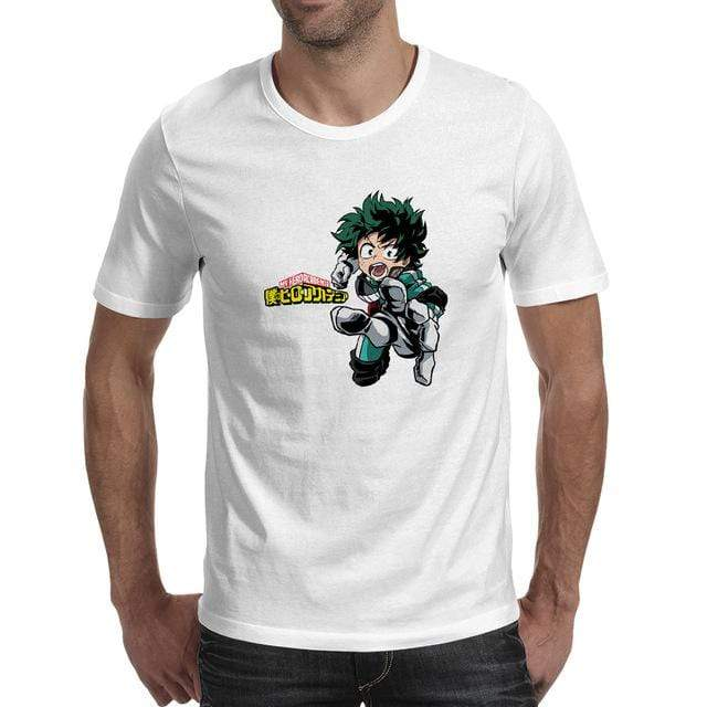 Boku No Hero Academia Character Shirt Collection #1 anime-store