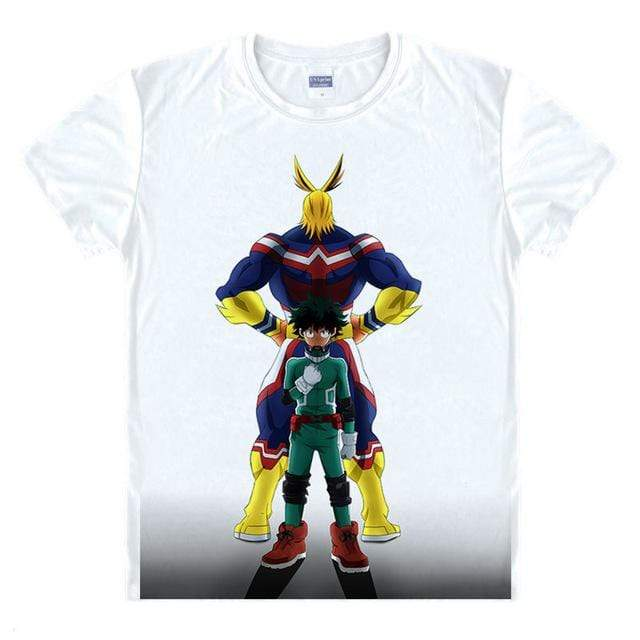 Boku no Hero Academia Character T Shirt Collection #4 anime-store