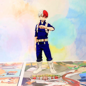 Boku No Hero Stand Pieces (18cm)! anime-store