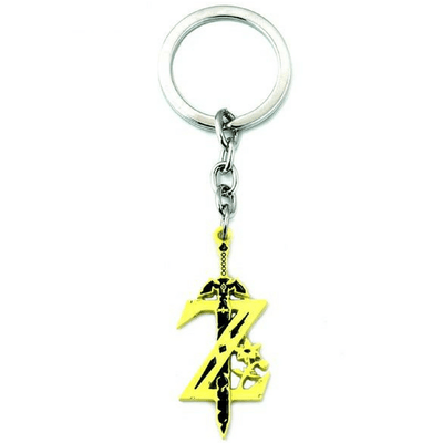 Breath of the Wild Pendant Keychain anime-store