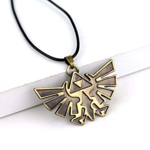 Bronze Hyrule Necklace anime-store