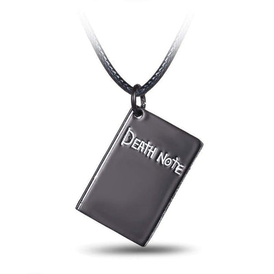 Death Note Black Book Necklace anime-store