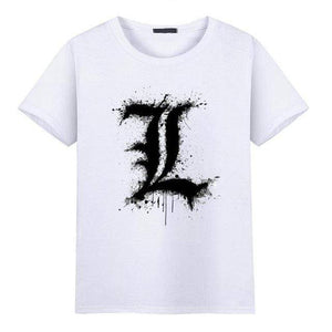 Death Note T Shirt Collection #1 anime-store