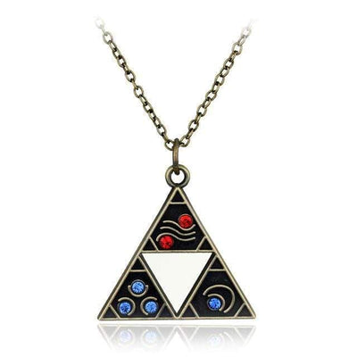 Epic Triforce Necklace anime-store