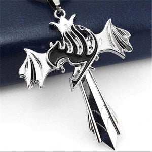 Fairy Tail Guild Necklace anime-store