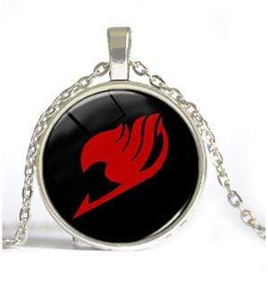 Fairy Tail Pendant Necklaces (6) anime-store