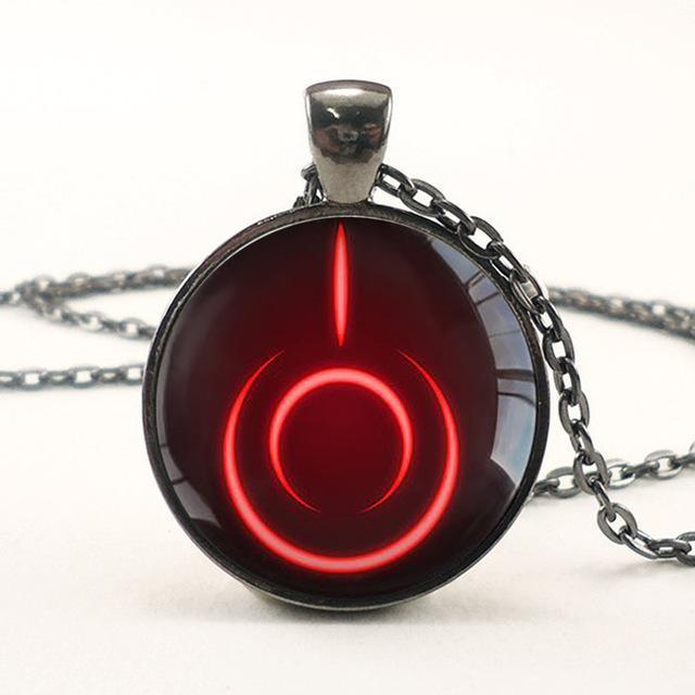 Fate Stay Night Hero Logo Necklaces anime-store