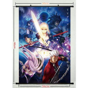 Fate Stay Wall Scroll 60X90cm anime-store