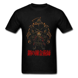 FMA  Authentic Art Tee anime-store