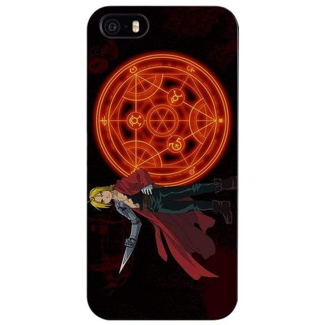 Fullmetal Alchemist iPhone Case  (4-7 Plus) anime-store