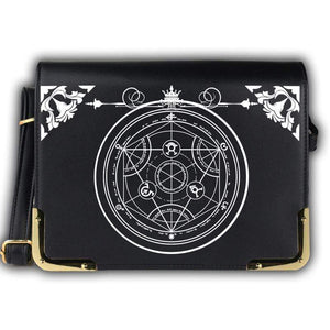 Fullmetal Alchemist Messenger Bag/Purse anime-store