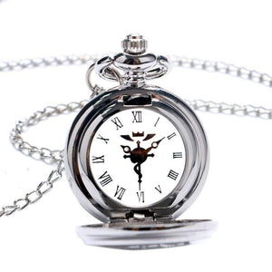 Fullmetal Alchemist Pocket Watch anime-store