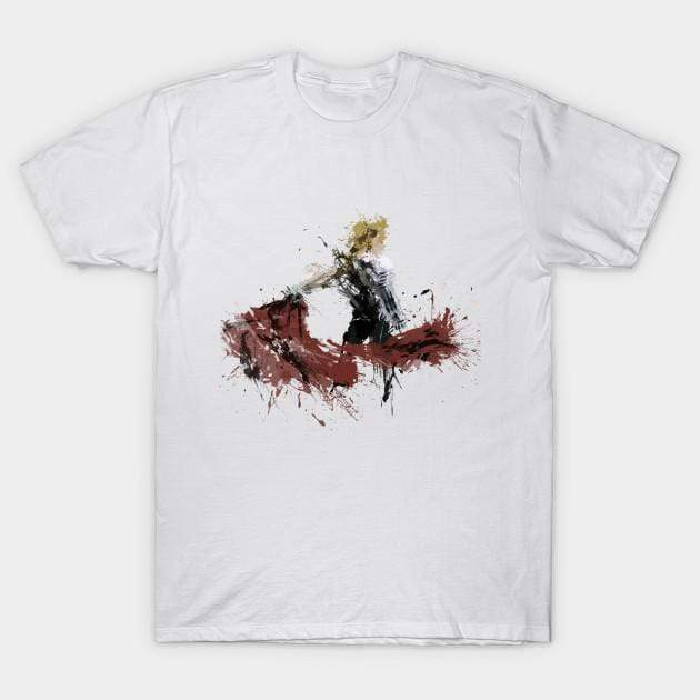 Fullmetal Alchemist T-Shirt Patterns anime-store