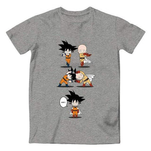Impossible Fusions Tees anime-store