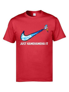 Just Kamehameha It Tees anime-store