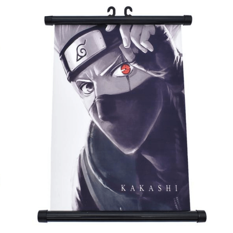 Kakashi Wall Scroll anime-store
