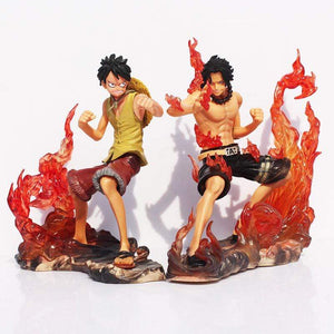 Luffy and Ace 2 piece lot anime-store
