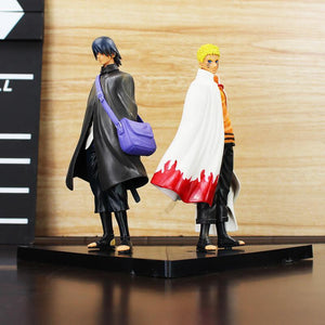 Naruto and Sasuke Figures anime-store