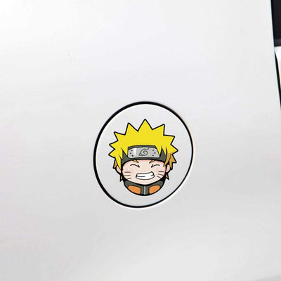 Naruto Car Fuel Cap Sticker and Laptop Decal anime-store