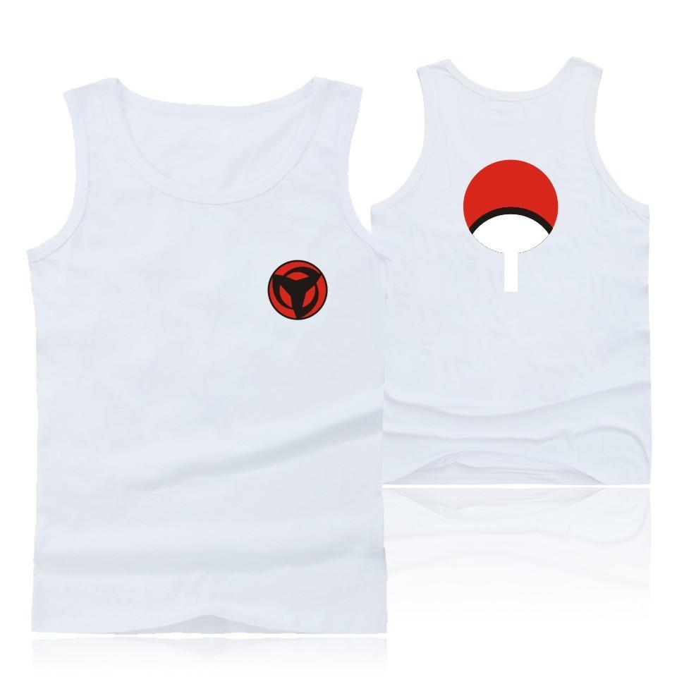 Naruto Obito's Sharingan Tank Top anime-store