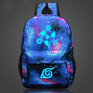 Naruto Sign Backpacks anime-store