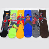 Naruto Socks anime-store