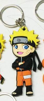Naruto Various Keychains anime-store