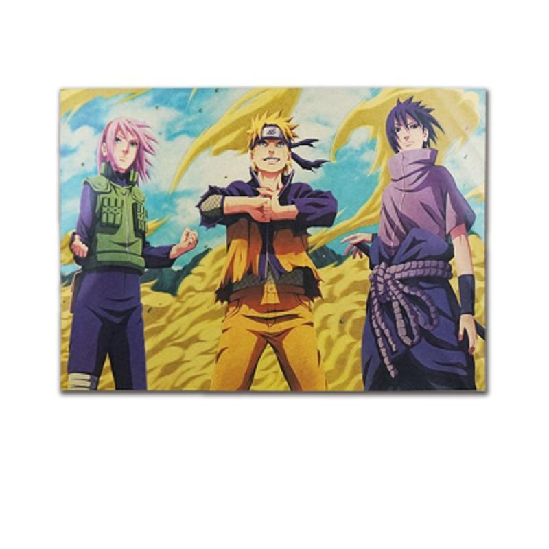 Naruto Wall Poster (51 x 35.5cm) anime-store