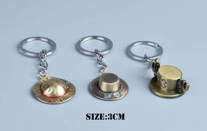 One Piece Keychains anime-store