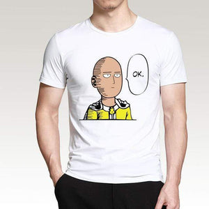 One Punch Man Shirt. OK. anime-store