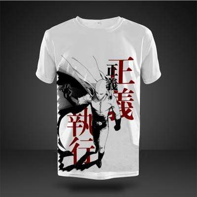 One Punch Man T Shirt Collection #1 anime-store