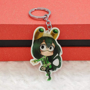 Premium Durable Boku No Hero Keychains! (new) anime-store
